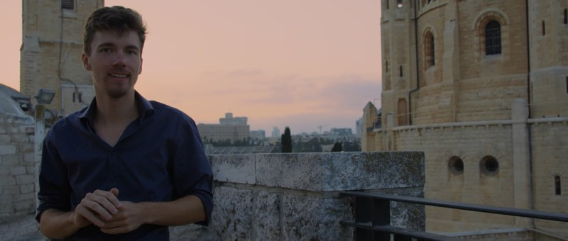 Foto In der Altstadt Jerusalems