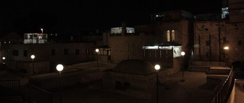 Foto Sukkot in der Altstadt