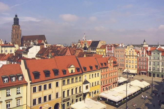 Foto Breslaus Altstadt