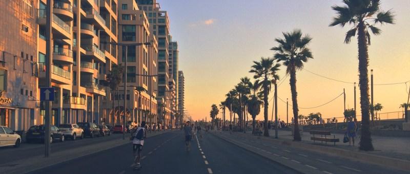 Foto Yom Kippur in Tel Aviv