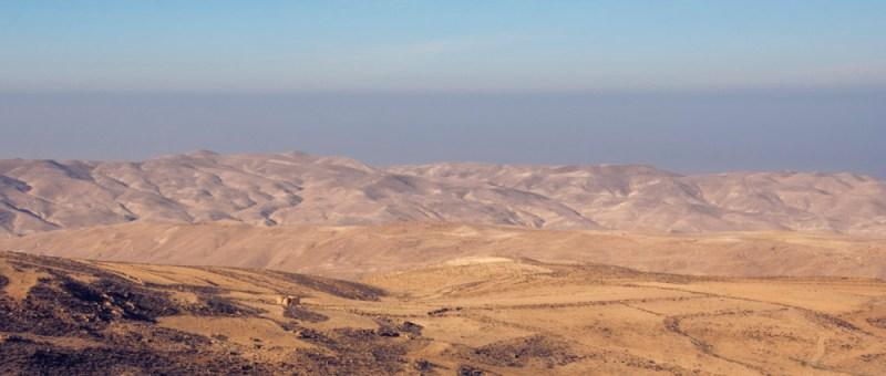 Foto Wüstenlandschaft