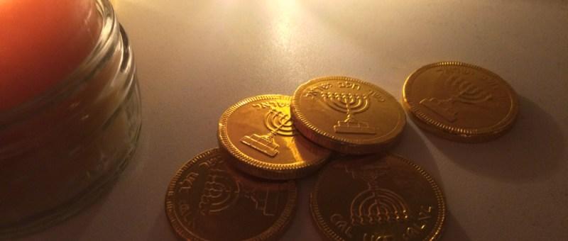 Foto Schoko-Münzen