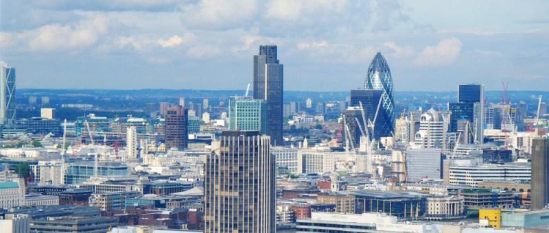 Foto Skyline Londons 2008