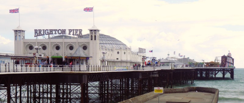 Foto Brighton Pier
