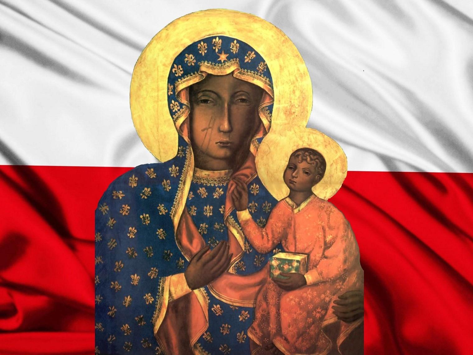 W dzień 2 maja przypada zarówno uroczystość NMP Królowej Polski jak i pierwsza sobota maja
