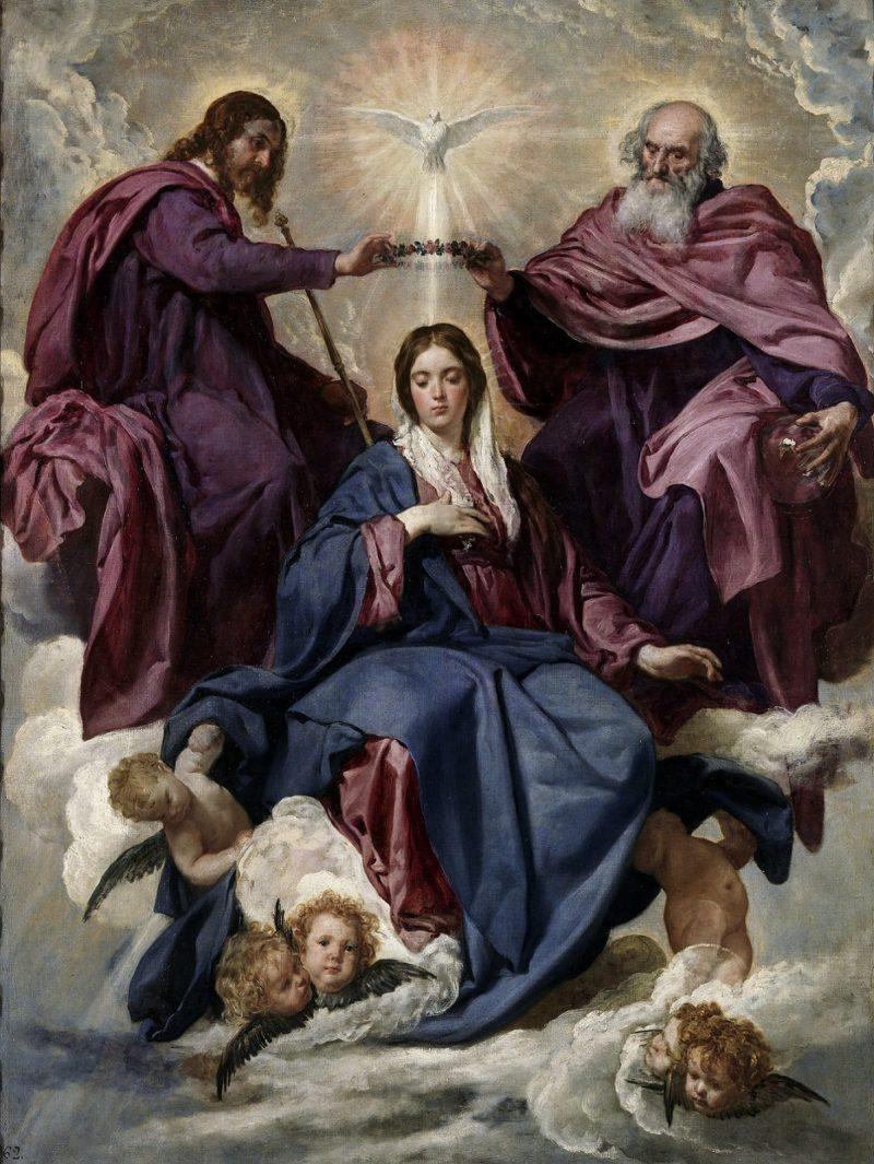 Ukoronowanie Maryi ma Królową nieba i ziemi