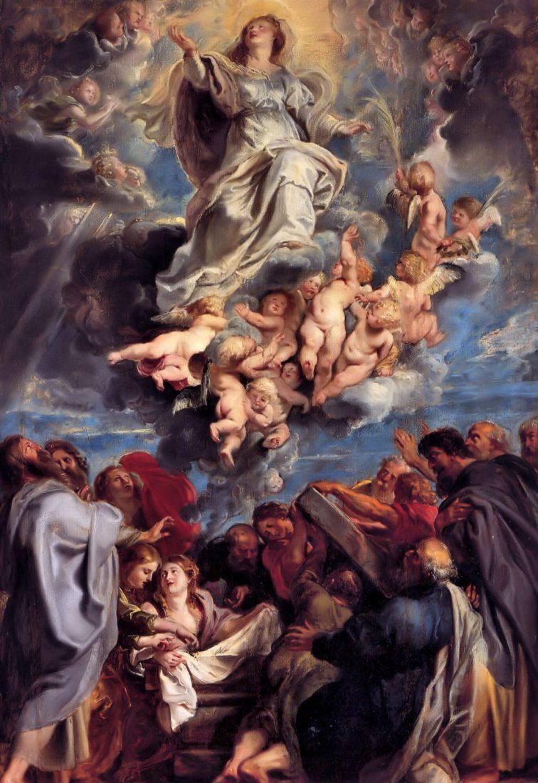Wniebowzięcie Najświętszej Maryi Panny
