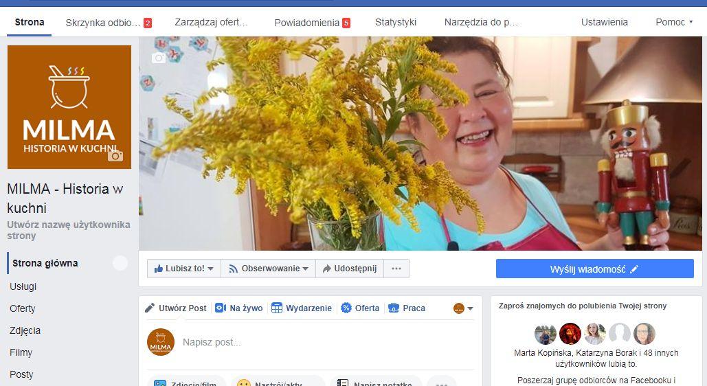 Od zera do pierwszego klienta w 40 dni (lub od 0 do 1 000 000 wyświetleń na YT) – Sylwia Machnik – Milma