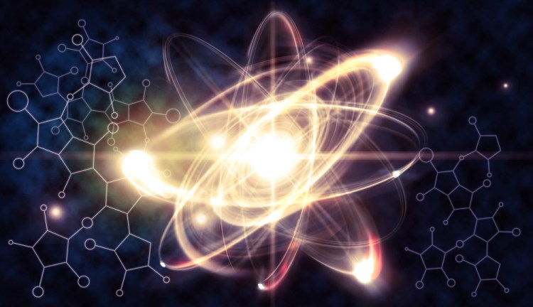 Woke Daddy - Quantum physic - Particle - Universe - Oneness