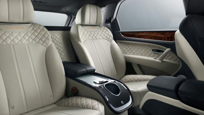 Bentley introduce nuevas vestiduras de cuero vegano