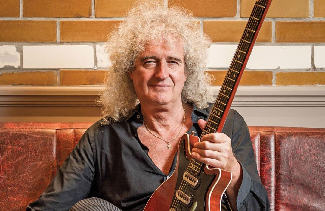 Brian May propone nuevo Live Aid para combatir cambio climático