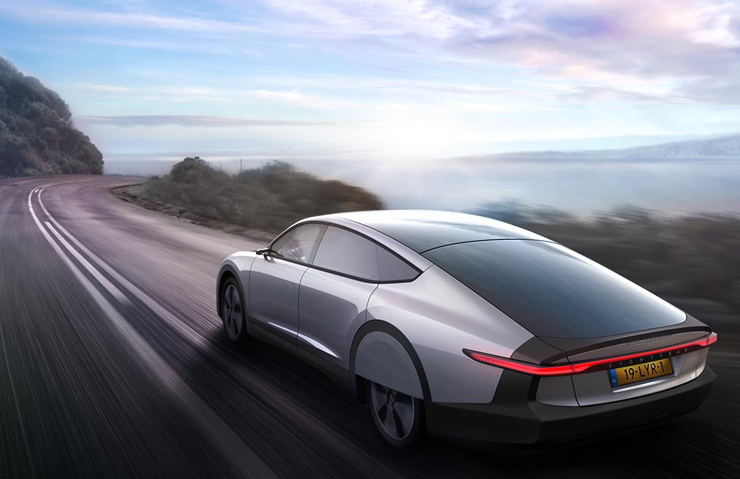 Lightyear One, el primer auto solar de largo alcance en el mundo