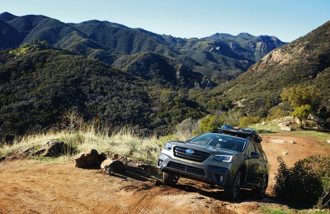 Subaru toma camino hacia terreno sustentable