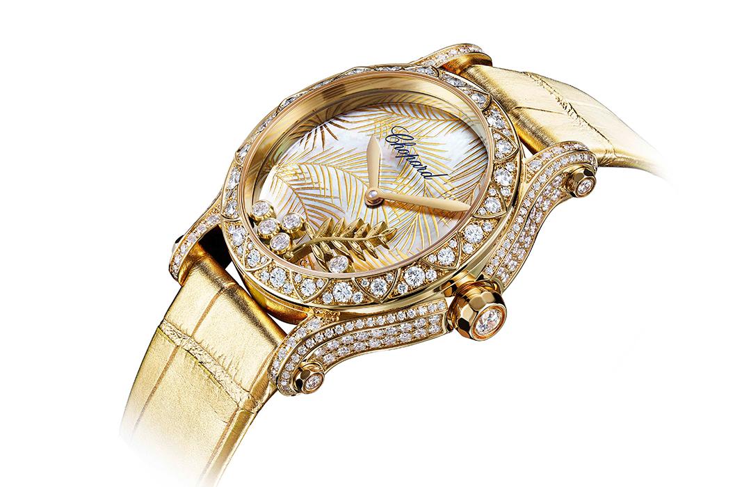 Oro ético en todas las creaciones de Chopard