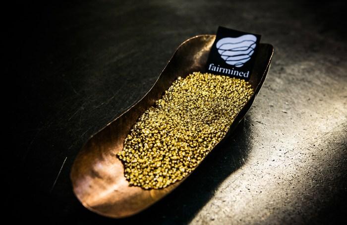 Oro ético de Chopard en Wokii