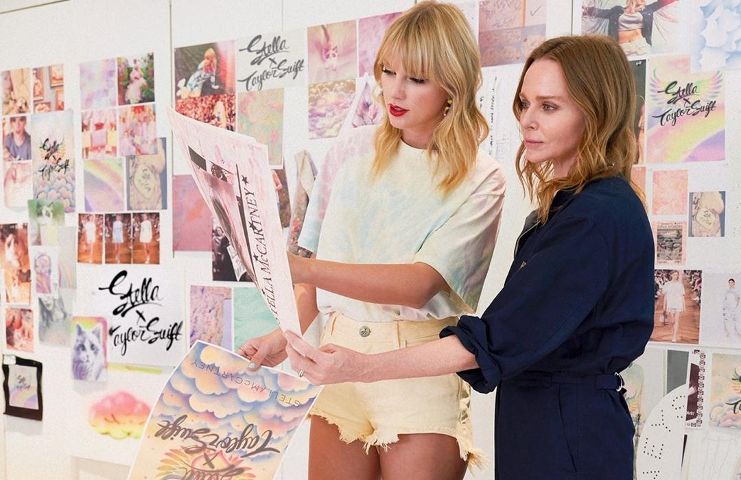 Stella McCartney y Taylor Swift: una alianza eco-friendly