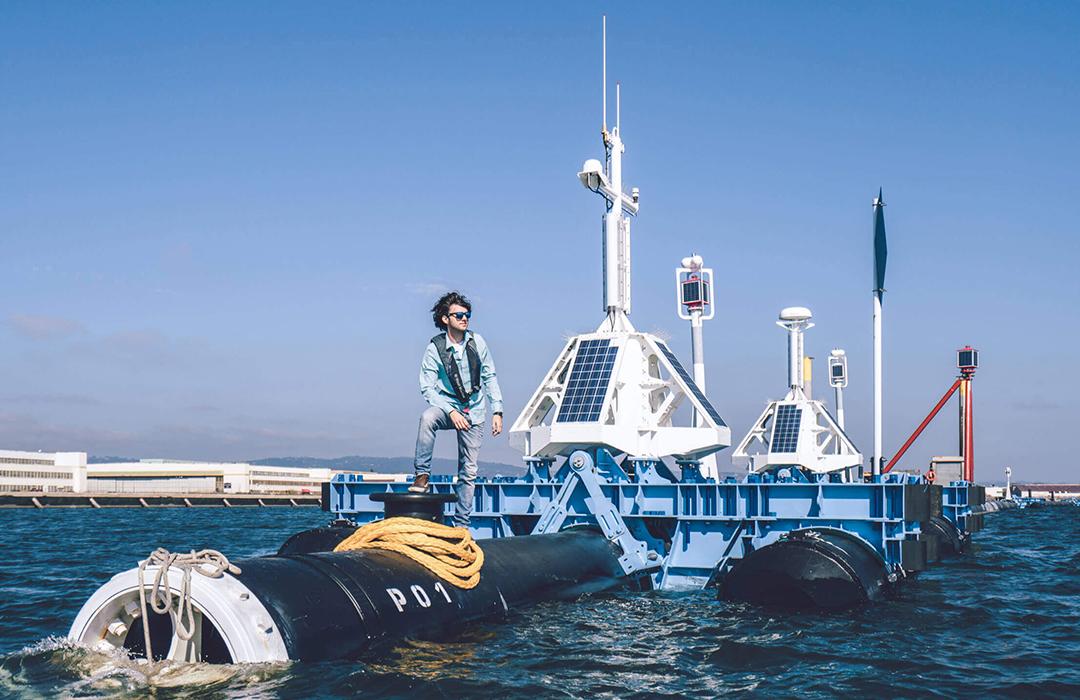 Boyan Slat, el joven holandés detrás de The Ocean Cleanup