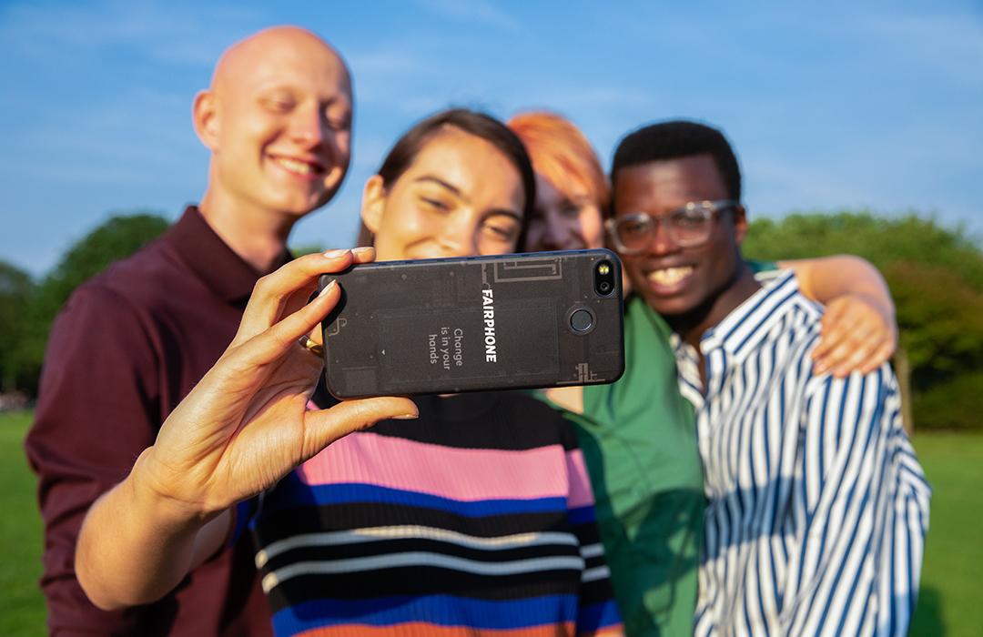 Fairphone, el primer smartphone ético y amigable con el medioambiente