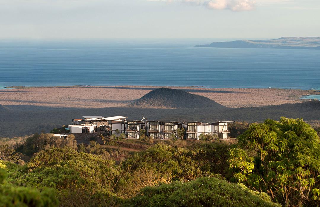 Pikaia Lodge, ecoturismo y sostenibilidad en las Islas Galápagos