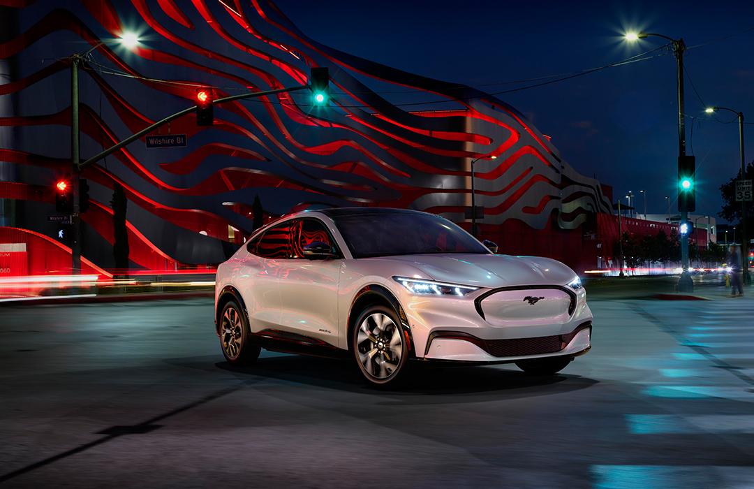 Mustang Mach-E, el nuevo corcel eléctrico de Ford