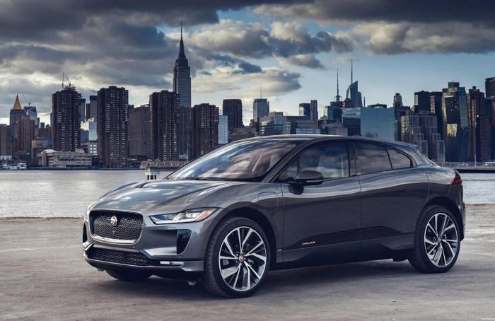 El nuevo I-PACE EV de Jaguar y el Space Vizzion Concept de Volkswagen introdujeron vestiduras veganas
