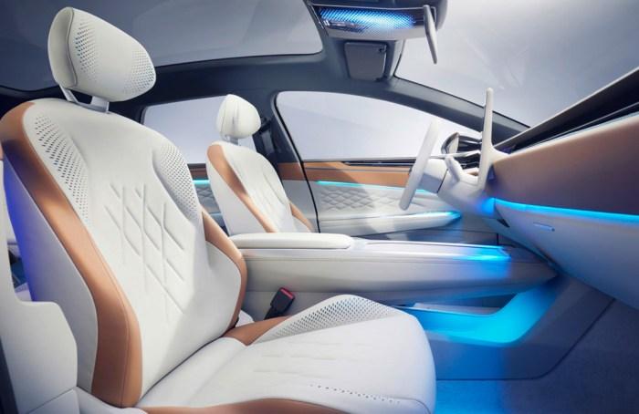 Volkswagen Jaguar asientos veganos en Wokii