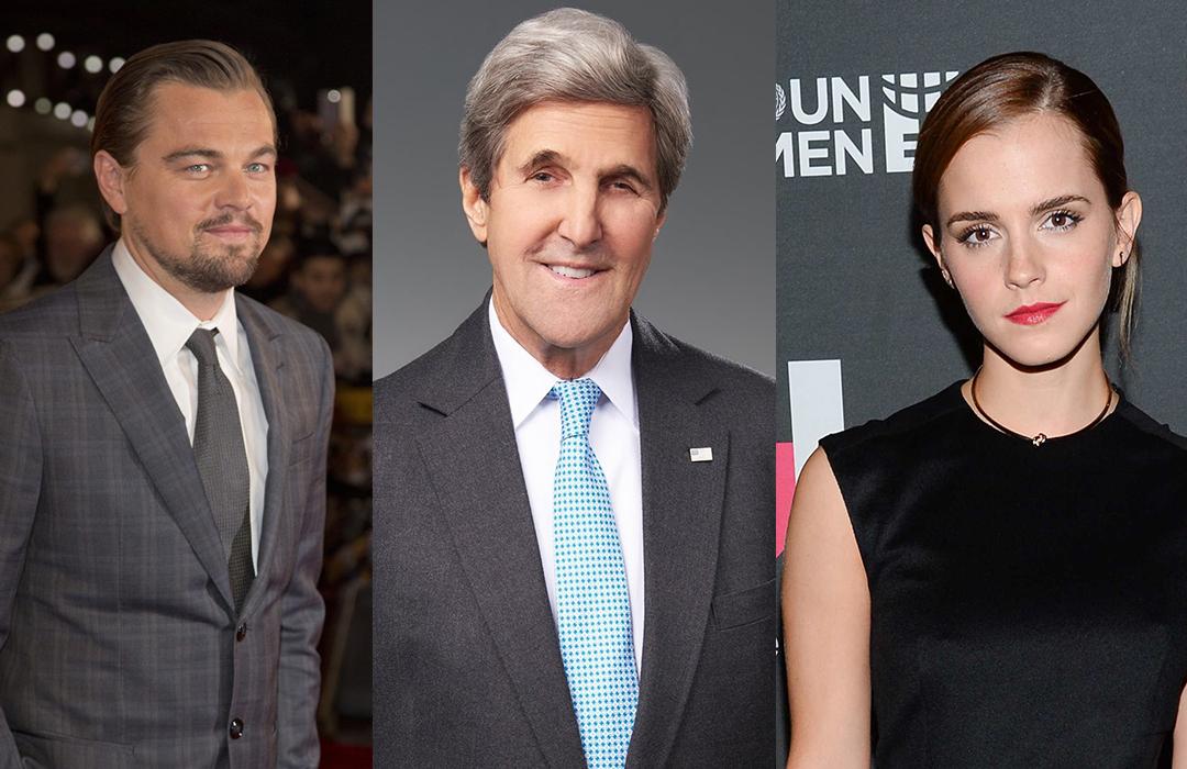 World War Zero, la coalición de políticos y famosos contra el cambio climático
