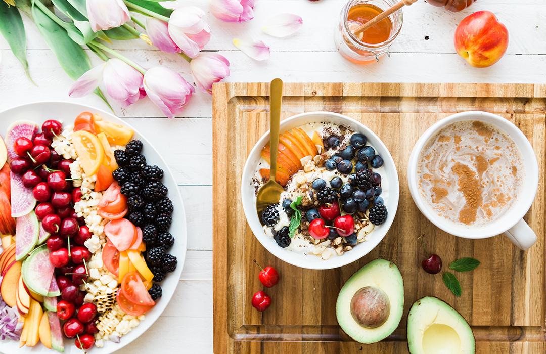Los 9 mejores alimentos antiinflamatorios