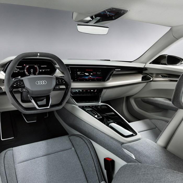Audi e-tron en Wokii