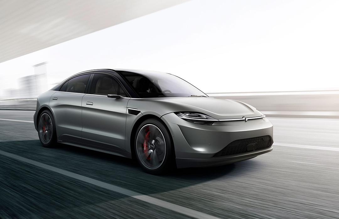Sony sorprende en el CES Las Vegas con un auto concepto eléctrico