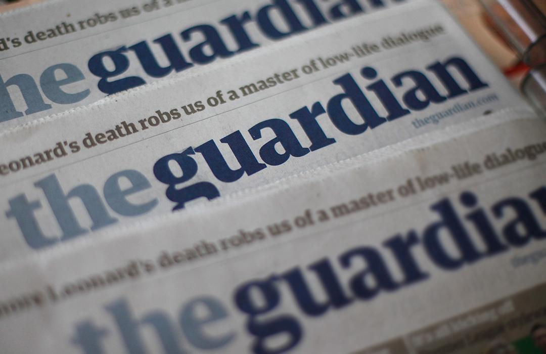 El diario The Guardian dejará de anunciar a la industria de combustibles fósiles