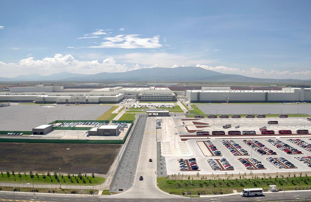 Planta de Audi en México operará totalmente con energía solar