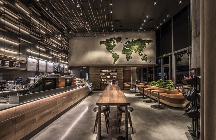 Las metas ambientales de Starbucks