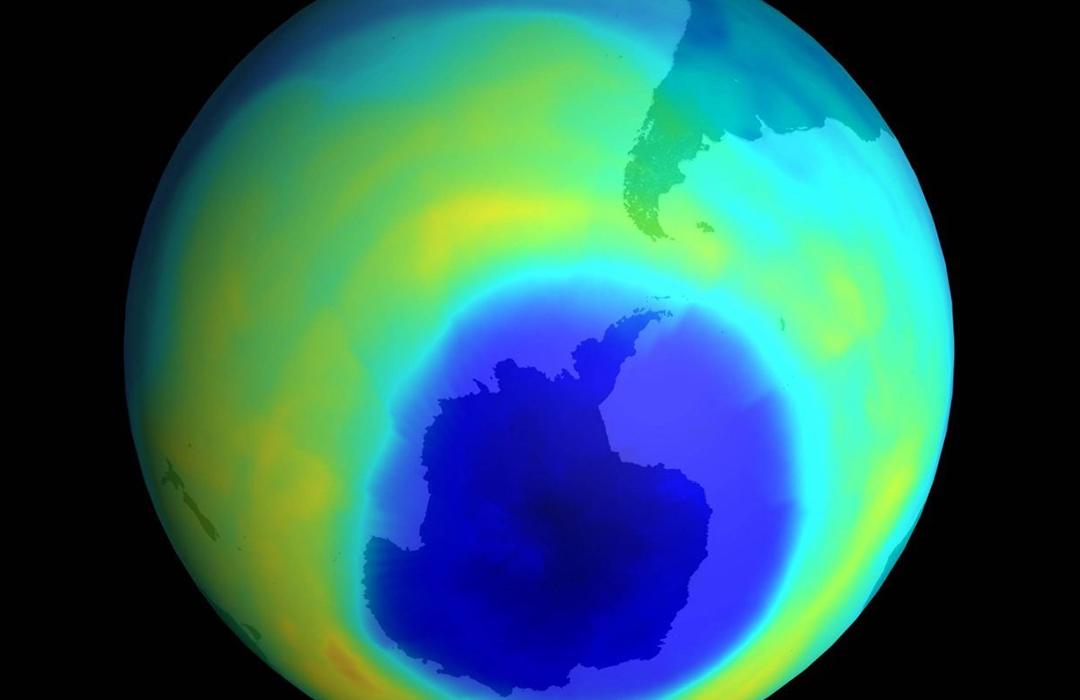 Estudio muestra que la capa de ozono se está recuperando