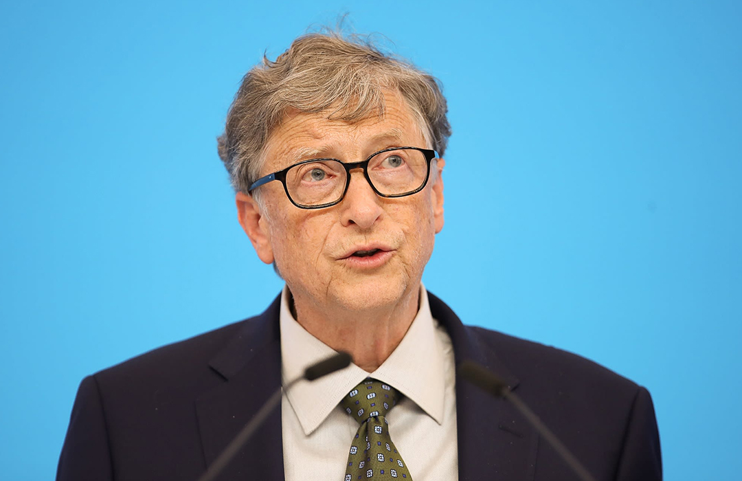 Bill Gates invertirá en fábricas para desarrollar vacunas contra el COVID-19