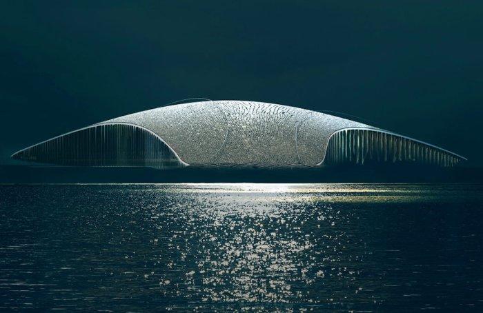 The Whale: el nuevo museo del Ártico dedicado a las ballenas