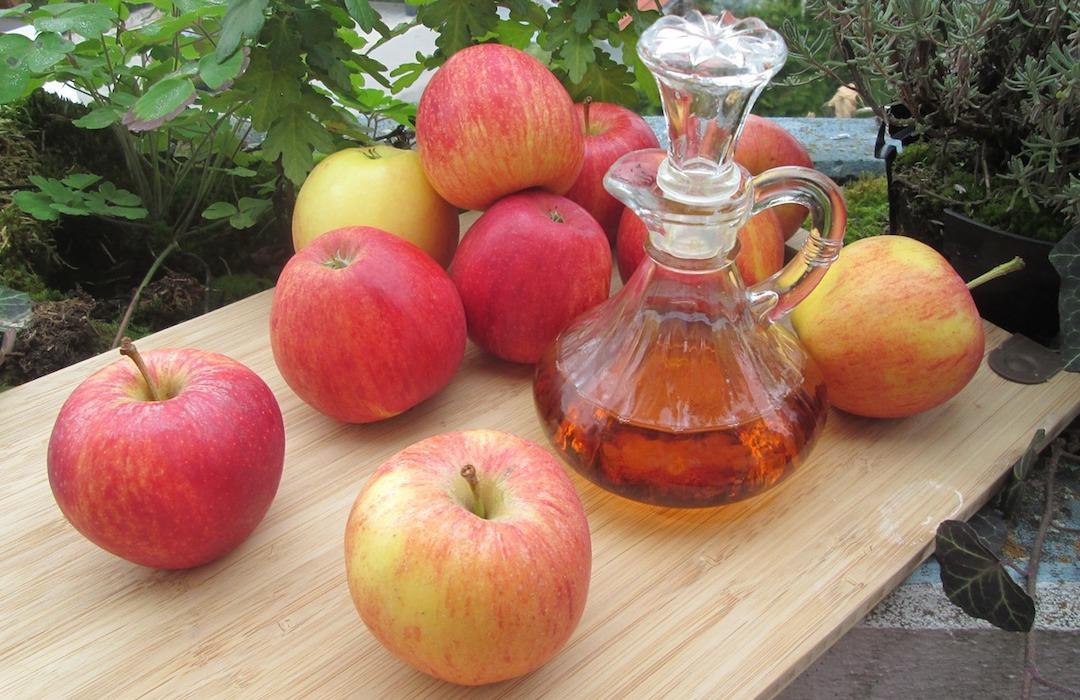 5 razones para que no falte el vinagre de manzana en tu casa