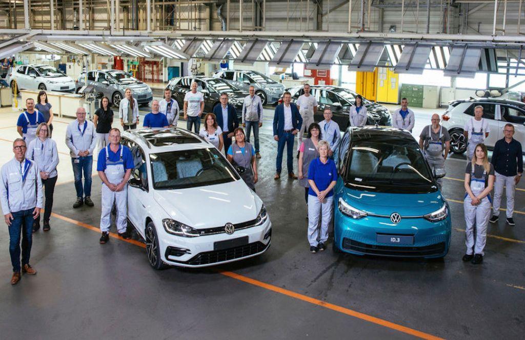 Volkswagen anuncia el fin de los modelos con motor de combustión