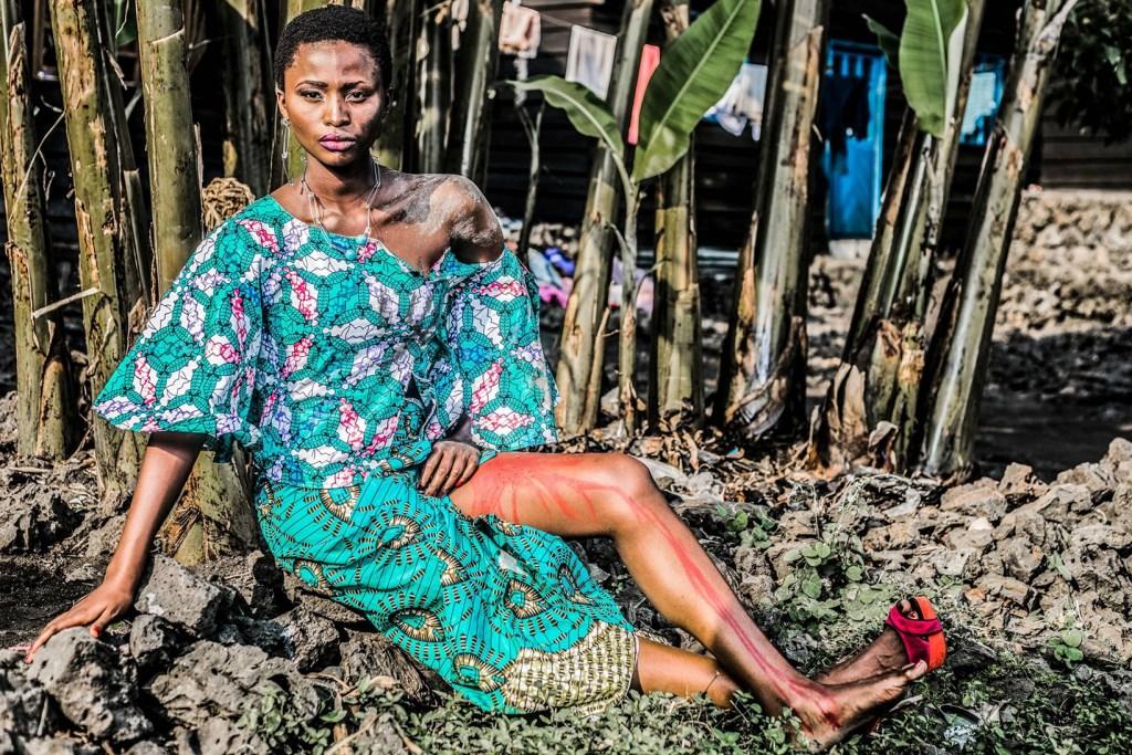 Las mujeres de Congo: fuerza y belleza capturada por Pamela Tulizo y premiada por Dior