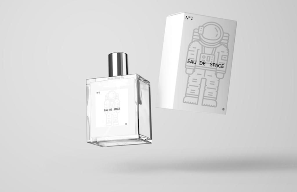 Eau de Space: el perfume diseñado por la NASA con aroma del espacio exterior
