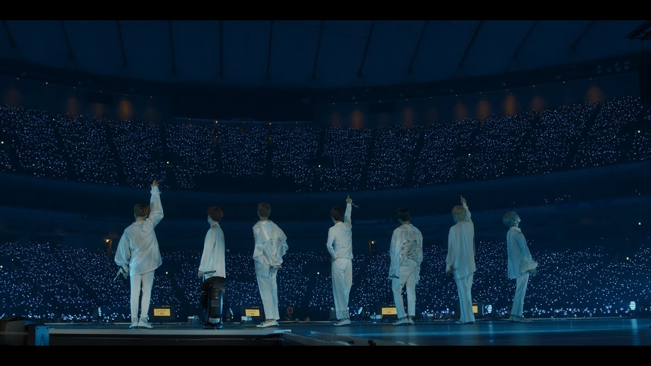 BTS ¡ahora estrenará película! Se llama Break the Silence
