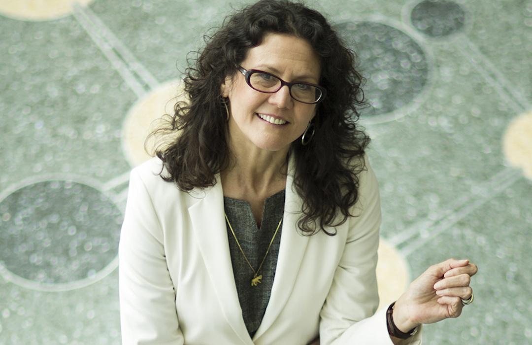 Mónica Olvera, la mexicana que descubrió cómo bloquear el Covid-19