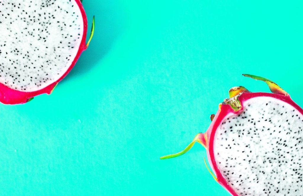 Pitaya o fruta del dragón