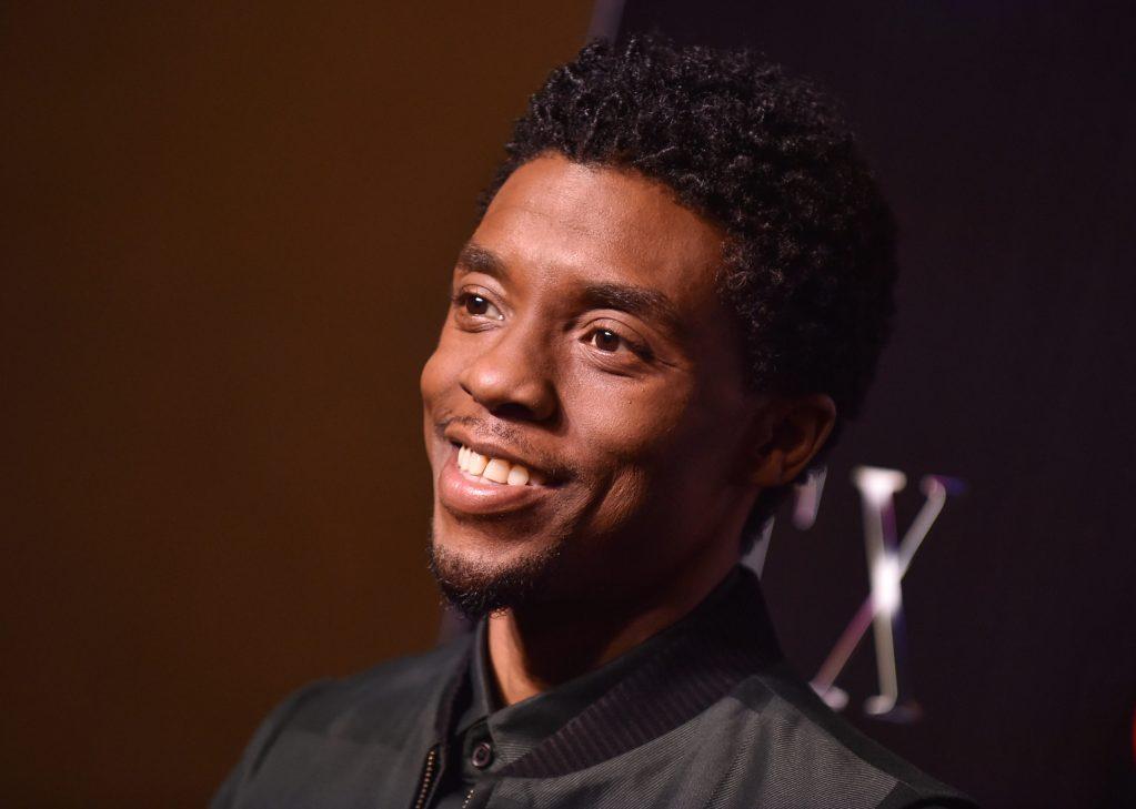 Adiós a Black Panther, muere Chadwick Boseman