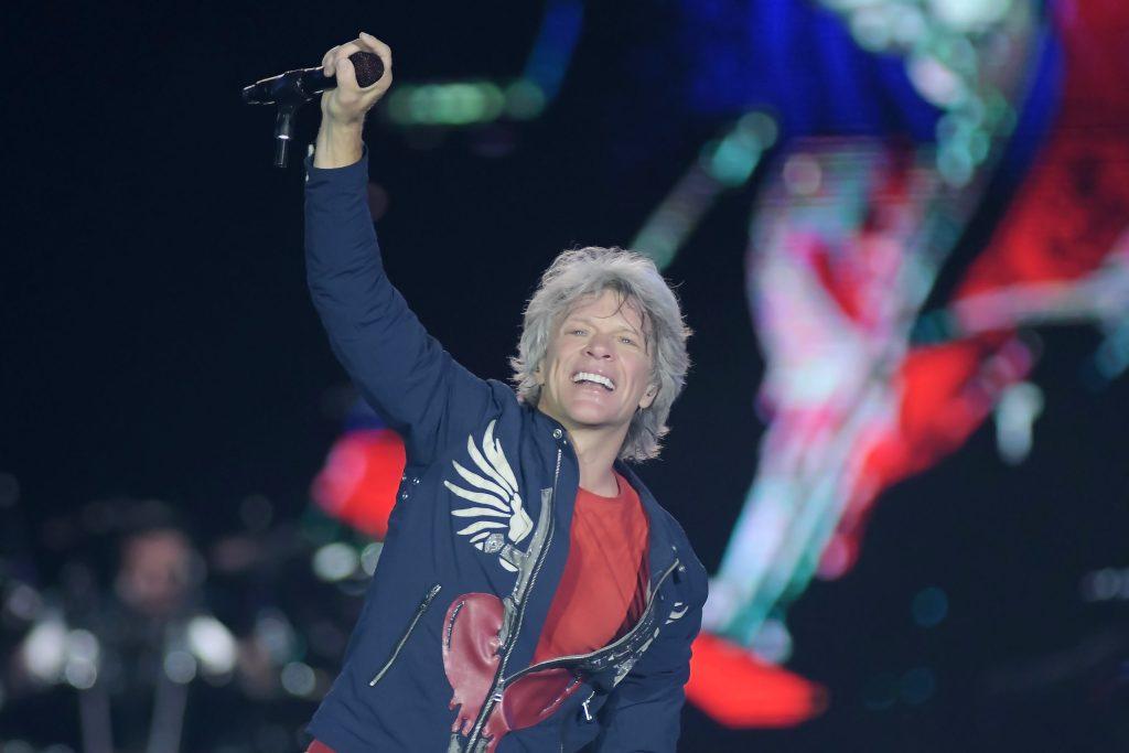"""¿Con ganas de fiesta? Únete a la """"hora feliz"""" que organiza Bon Jovi por Internet"""