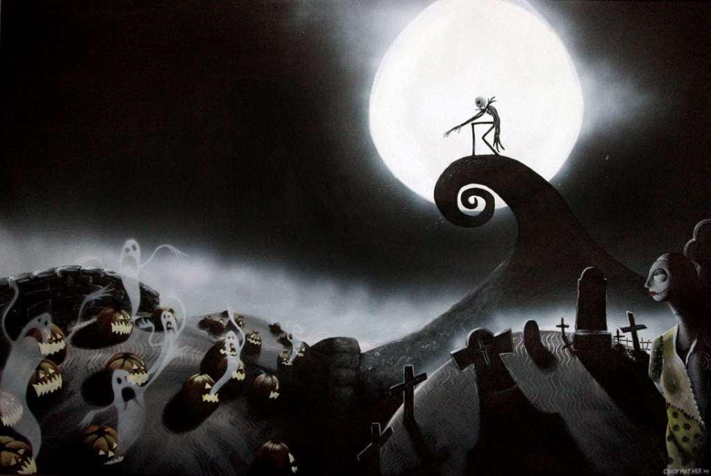 Fans de Tim Burton: prepárense para conocer el extraño mundo de Jack