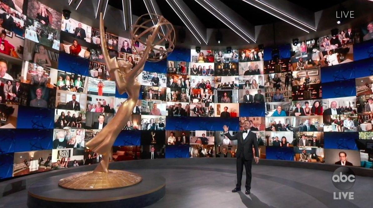 Emmys: aquí la lista completa de los ganadores