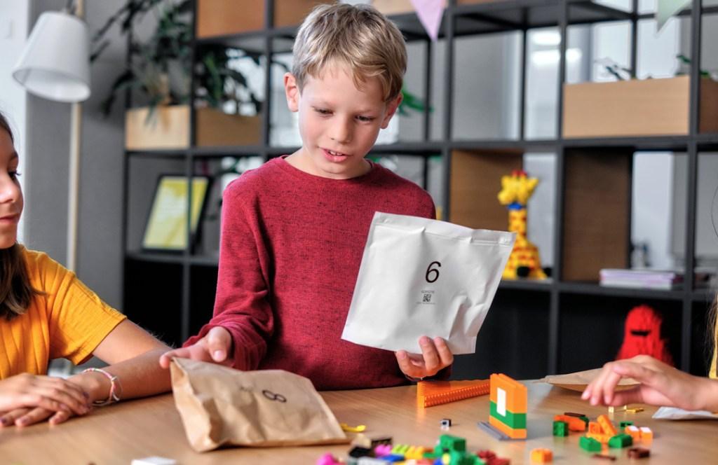 Para búsquedas relacionadas a LEGO y sostenibilidad