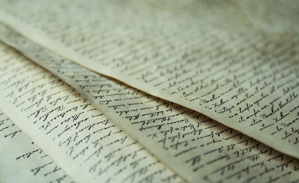 Este libro recopila cartas escritas por las personas que han cambiado el mundo