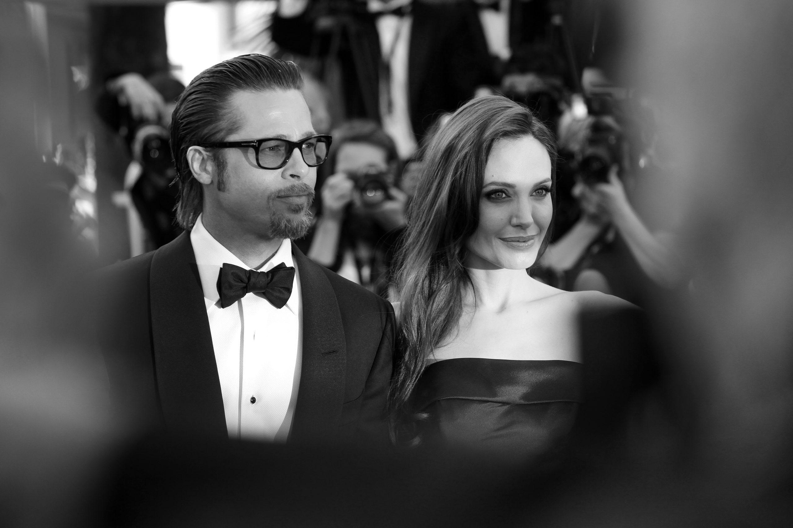 Brad Pitt y Angelina Jolie, juntos de nuevo… y ni te imaginas la razón